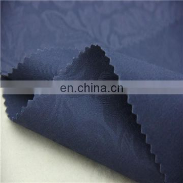 97 cotton 3 spandex embossed woven fabric