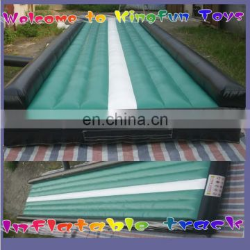 2014 GYM inflatable tumble track/inflatable air track