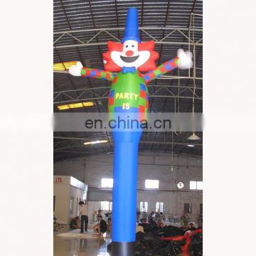 clown air dancer, inflatable air dancer,dancer man