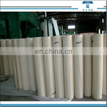 Factory direct sell 90'c water soluble interlining,embroidery backing paper