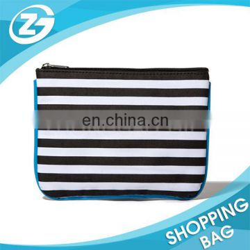 Fashion Style Colorful Heat Transfer Image Printing Eco Cotton Canvas Coin Purse