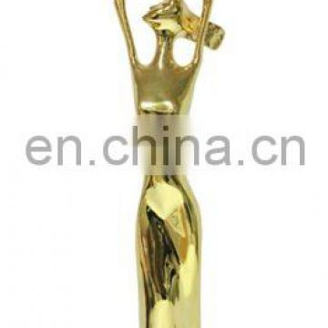 Customize Logo Star Angel Trophy