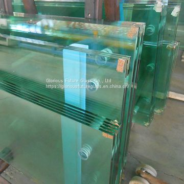 Heat Strengthened Glass for laminated glass