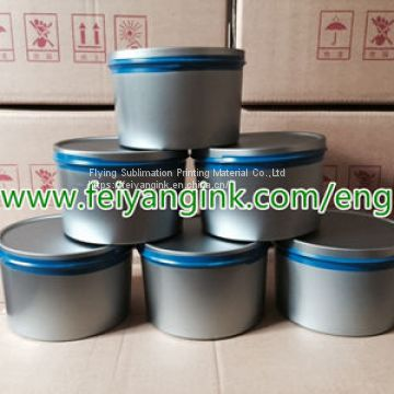 Sublimation transfer ink for offset machine