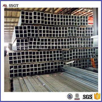 50 x 50 x 3.75 mm best quality welded square steel tube