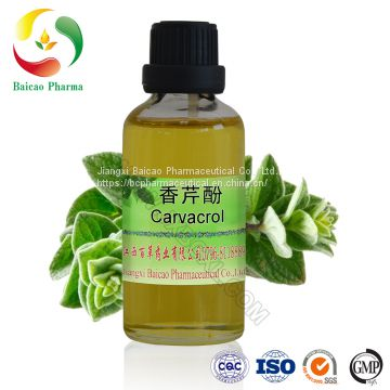 thymol carvacrol oregano oil bulk origanum minutiflorum with factory