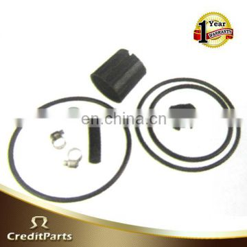 fuel pump kit include 2 clamps,fuel hose,Rubber Cap and rubber insulator (Kits-03830)