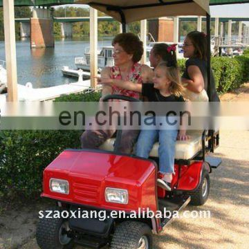 New 4 seater electric Golf Cart utility vehicle
