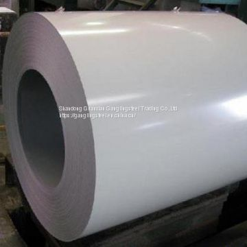 building material prepainted galvanied steel coil(ppgi) in competitive price.