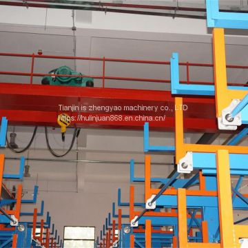 Shelves adjustable cantilever type deposit of round round bar steel bar iron rod copper bar bar