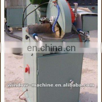 single-head cutting saw for aluminum profile LJB-350A Aluminum window door machine