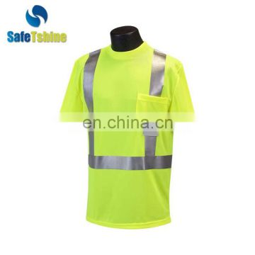 Attractive price new type reflective safety shirt