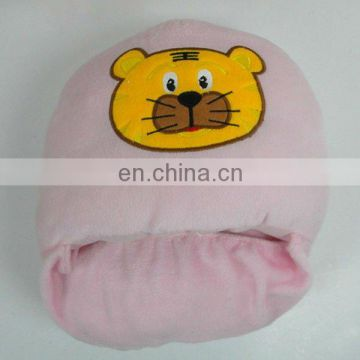 plush animal electric USB heated pink mouse pad