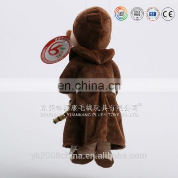 Experienced OEM customized factory made fashion plush cartoon anime doll