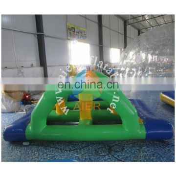 Water game Type Inflatable water bridge for sale