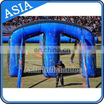 Cheap Obstacle Inflatable Air Tight Paintball Bunkers For Sale