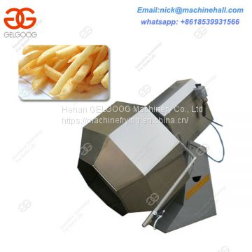 Potato Chips Flavoring Equipment Price/French Fries Flavoring Machine/Potato Chips Flavoring  Machine for Sale