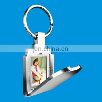 custom metal mini keychain photo album