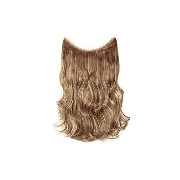 Unprocessed Loose Weave Curly Human Hair Wigs 12 Inch Brown Tangle Free