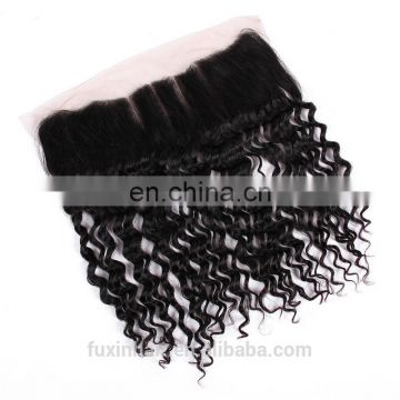 13x4 ear to ear lace frontals with baby hair illusion lace frontal pre plucked