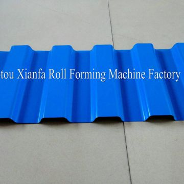 aluminum steel roofing panel forming machine