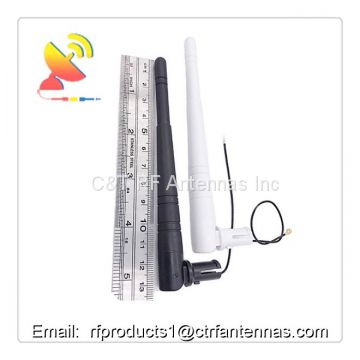 RF 5G antenna for smart home device indoor and outdoor antenna with rg1.13 pigtail opening end