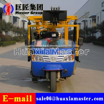 XYC-200A Tricycle Hydraulic water well drilling rig rotary drilling rig for sale