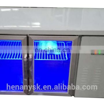 New Design Pizza Work Table Chiller with Good Service