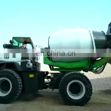 China Hengwang 2.4 m3 Small Truck Mounted Concrete Mixer Hydraulic Pump For Concrete Mixer Truck For Sale