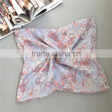 newest style cheaper polyester scarf