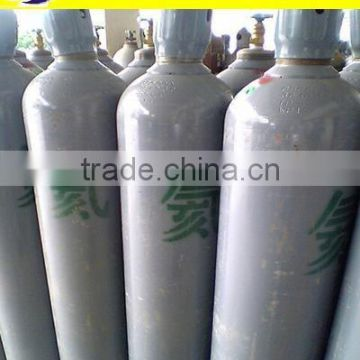 High Quality Seamless 37Mn Steel Helium Gas Cylinder Refill Helium