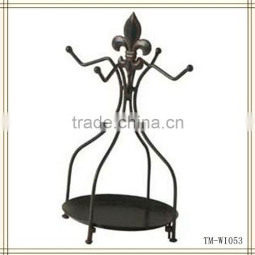Hot Sale Metal Wire Modern Jewelry Holder