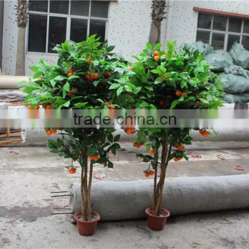 decoration artificial potted fruit tree bonsai manufacture LGH15-06