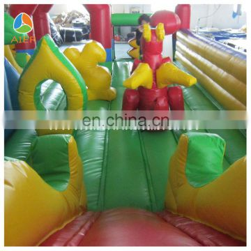 mickey mouse playground inflatable jump city