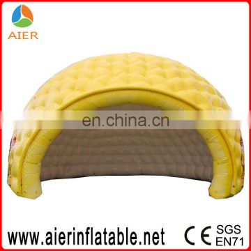 inflatable tent stage, stage tent for events/cheap inflatable stage tent