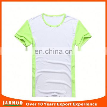Group events wear all size sportswear 100% cotton t-shirt