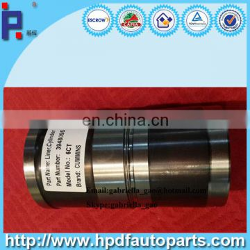 Dongfeng engine parts cylinder liner 3800328 3948095
