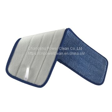 microfiber dust wet mop pad