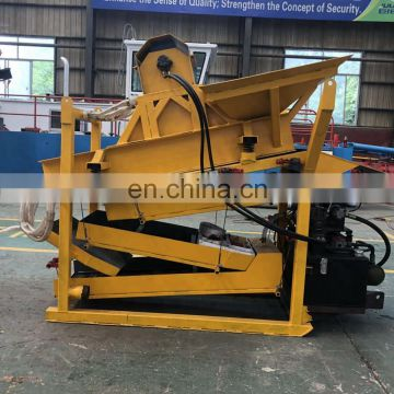 High efficient gold separating hot xxnx sand vibrating screen