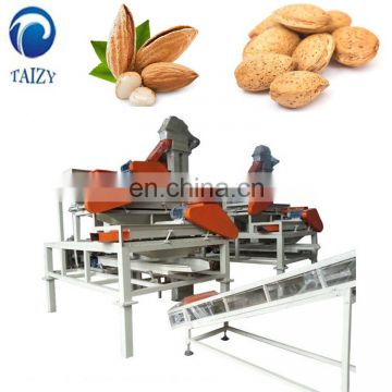Fully automatic apricot breaking machine for sale