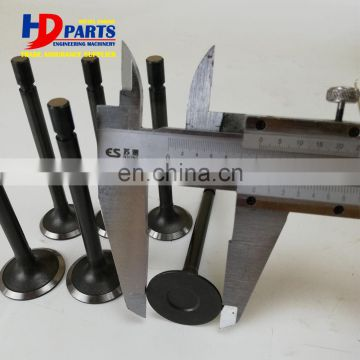 Diesel Engine Parts D1005 Engine Valve Intake And Exhaust