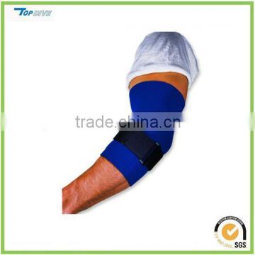 Neoprene Small Elbow Tennis Golfers Sleeve Compression Strap Support Brace