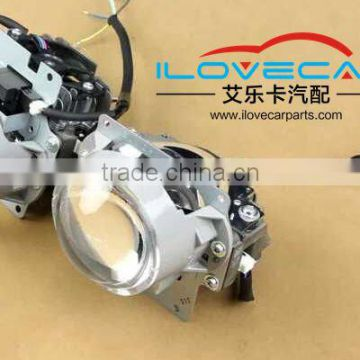 Motorcycle 3inch OEM original LED proojector lens, used projectors for sale, led projector light from new LEXUS/CROWN