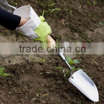 C&C ODM available Eco-friendly stainless steel garden trowels