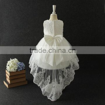 Handmade Crochet Dress Party Dresses Long Frock Design With Fish Cut
