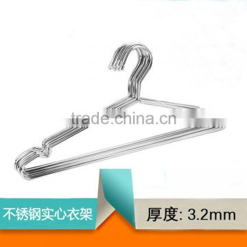 Hot Selling Eco-Friendly Metal Hook Cheap Wooden Hanger For Clothes