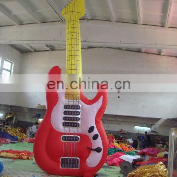 2013 new design inflatable guitar