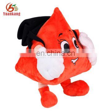 China Factory Best Selling Plush Cartoon Toy Fashionable Cartoon Character Plush Toys