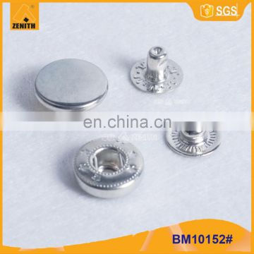 Spring Snap Button Snap Fasteners BM10152#