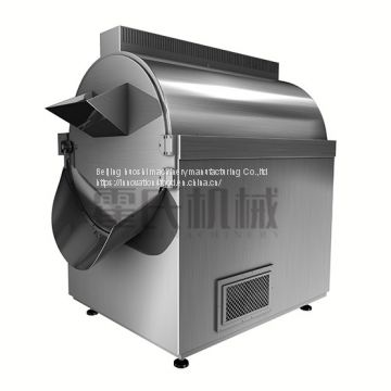 Induction Nut Roaster, Electric Nut Roaster, Batch Type Roaster, All Stainless Steel, CE Approved